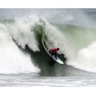 Surfista en Mundaka