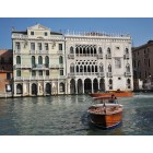 Fotografía del Palezzo Grimame de Venecia