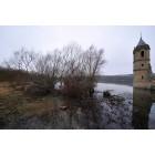 Fotografía del Pantano del Ebro