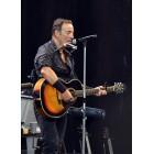 Fotografía de Bruce Springsteen